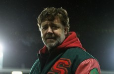 Could Russell Crowe be the man to save Leeds?