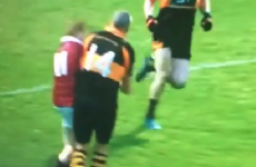 Nice gesture as Donaghy texts Slaughtneil player after that ferocious shoulder