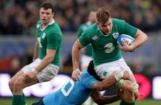 Easterby and Healy confident Jordi Murphy will 'muscle up' in Heaslip's absence