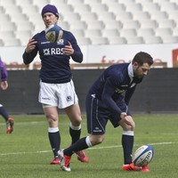 Horne steps in for suspended Russell as Scotland name side for pivotal Italy clash