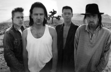 U2's Joshua tree has been vandalised
