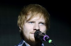 Take a break and see what all this Ed Sheeran fuss is about