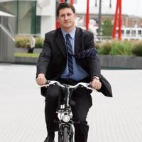 Eamon Ryan's beloved bike has been stolen