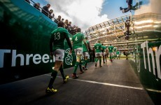 Tickets to Ireland's Lansdowne Road showdown with England? We've got a pair to give away