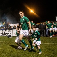 Ireland's scintillating young guns can't wait to get England onto the 3G Donnybrook pitch