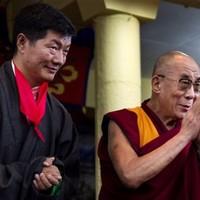 New Tibetan leader sworn in as prime minister