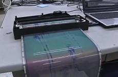 Scientists unveil reusable electronic paper