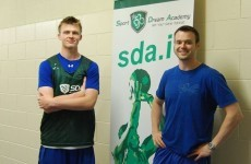 'There are good basketball players in Ireland but they need to be lucky to be spotted'