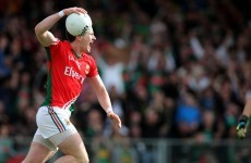 Cillian O'Connor returns as Mayo make 5 changes for Monaghan game