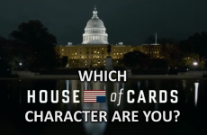 Which House of Cards Character Are You?