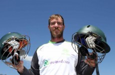 Tragic death of Philip Hughes inspires Ireland's John Mooney to design new helmet