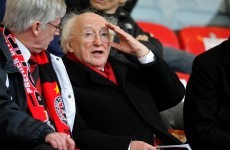 President Higgins on why the League of Ireland is important and how it can thrive
