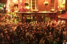"""I think they should stay away"" - Minister on St Patrick's Day drunkeness"