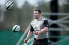Healy held back and more talking points from Ireland's XV for England