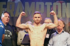Frampton's ITV fight a chance to bring boxing back to the masses
