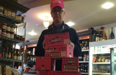 One man is on a mission to save the Pink Snack, are you in?