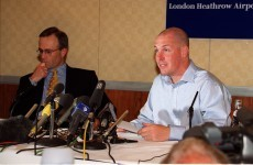 Nick Leeson - who brought down Barings Bank - apologises to boss