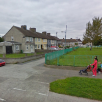 Man in Ballyfermot shot in front of his child