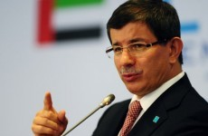 Turkish foreign minister to call for end to Syrian violence