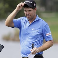 Rory may have missed the cut but Harrington has stormed into the lead in Florida