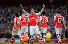 Giroud silences doubters as Gunners returning to winning ways