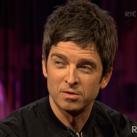 Yep, Noel Gallagher was miming on RTÉ last night