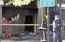 Riot clean-up gets underway in London