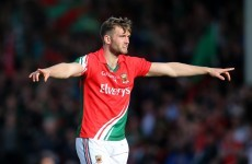 O'Shea, Freeman and Sweeney hit goals as Mayo defeat 13-man Monaghan