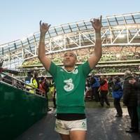 Zebo underlining status as Schmidt favourite on Ireland's left wing