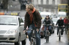 Cyclists don't trust drivers, drivers don't trust cyclists