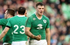 Analysis: Robbie Henshaw's try built on foundation of Irish work rate