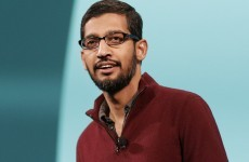 One of Google's top men took time to praise one of its frenemies