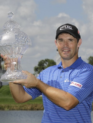 Pádraig Harrington wins $1m playoff after a rollercoaster finish at the Honda Classic