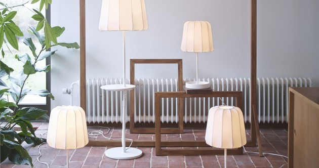 This new IKEA furniture will charge your phone for you*