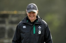 Ireland are back up to third in the world after beating England