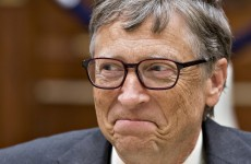 Bill Gates has a reason to smile today...