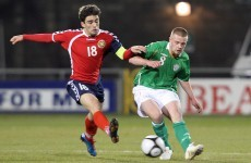 Clifford promoted to Irish senior squad