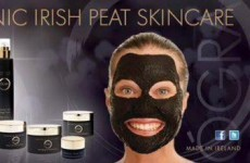 Yes, these face masks made from Irish peat are real
