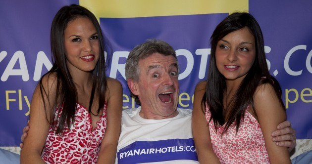 Ryanair is ringing the changes - but it will keep the 'Sex Pistols attitude'