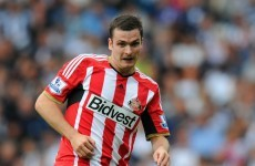 England winger Adam Johnson released on bail