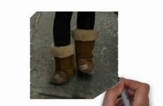 Irish lad attempts to explain the popularity of Ugg boots in Ireland