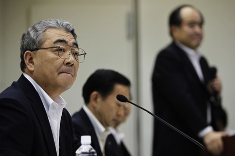 TEPCO president Toshio Nishizawa insists his struggling company can survive the major losses incurred as a result of the Fukushima disaster.