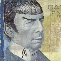 "Lots of Canadians are ""Spocking Fives"" in memory of Leonard Nimoy"