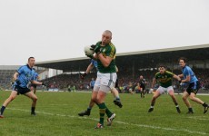 'To lose it was sickening but I had a great privilege that the Stacks boys had made me captain'
