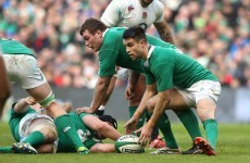 Ireland players are not just robots following Schmidt's orders -- Conor Murray