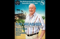 Home and Away legend Alf Stewart is coming to Cork