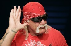 "Hulk Hogan on the London riots: ""Rethink, brother"""