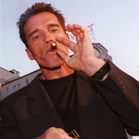 Was it lit? Schwarzenegger could be sued over cigar