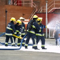 Firefighters' lives at risk because of budget cutbacks - association