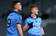 Dublin survive U21 battle against Laois as McHugh and Carthy hit key scores